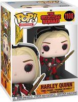 Picture of The Suicide Squad POP! Movies Vinyl Figura Harley Quinn (Bodysuit) 9 cm. DISPONIBLE APROX: OCTUBRE 2021