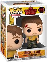 Picture of The Suicide Squad POP! Movies Vinyl Figura Rick Flag 9 cm. DISPONIBLE APROX: OCTUBRE 2021