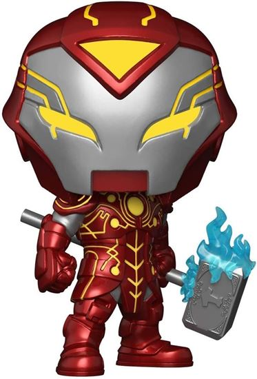 Picture of Marvel Infinity Warps Figura POP! Vinyl Iron Hammer 9 cm