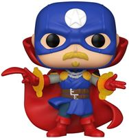 Picture of Marvel Infinity Warps Figura POP! Vinyl Soldier Supreme 9 cm