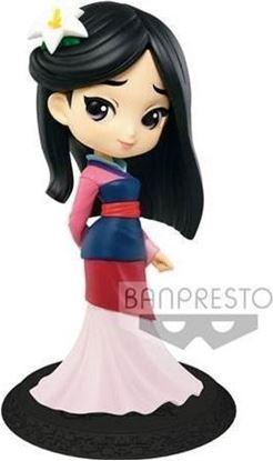 Picture of Figura Q Posket Mulan (Normal Colour Version) 14 cm.