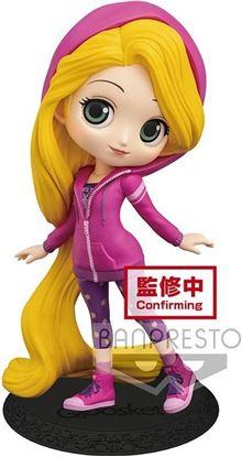 Picture of Figura Q Posket Rapunzel Rompe Ralph (Normal Colour Version) 14 cm
