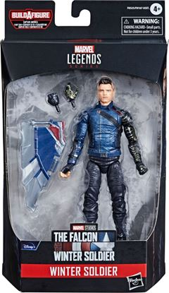 Picture of Marvel Legends Series Figura 2021  The Falcon and the Winter Soldier WINTER SOLDIER
