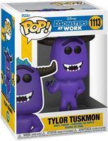 Picture of Monsters at Work POP! Disney Vinyl Figura Tylor Tuskmon 9 cm. DISPONIBLE APROX: ENERO 2022