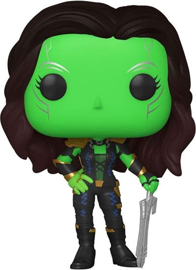 Picture of What If...? POP! Marvel Vinyl Figura Gamora, Daughter of Thanos 9 cm. DISPONIBLE APROX: SEPTIEMBRE 2021