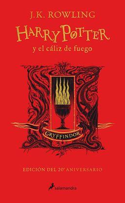 Picture of Harry Potter y El Cáliz de Fuego - Edición 20 Aniversario - Gryffindor