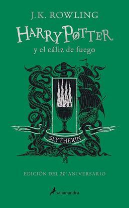 Picture of Harry Potter y El Cáliz de Fuego - Edición 20 Aniversario - Slytherin