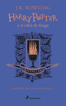 Picture of Harry Potter y El Cáliz de Fuego - Edición 20 Aniversario - Ravenclaw