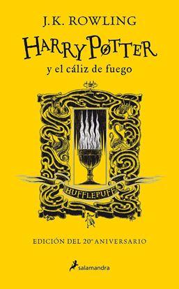Picture of Harry Potter y El Cáliz de Fuego - Edición 20 Aniversario - Hufflepuff
