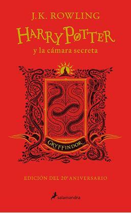 Picture of Harry Potter y La Cámara Secreta - Edición 20 Aniversario - Gryffindor