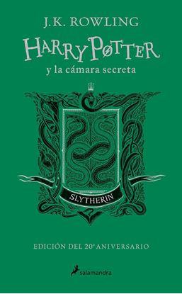 Picture of Harry Potter y La Cámara Secreta - Edición 20 Aniversario - Slytherin