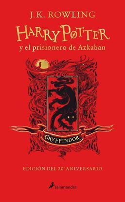 Picture of Harry Potter y El Prisionero de Azkabán - Edición 20 Aniversario - Gryffindor