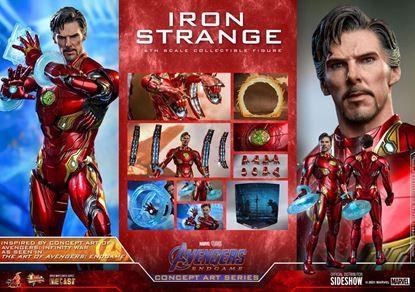 Picture of Vengadores: Endgame Figura Concept Art Series PVC 1/6 Iron Strange 32 cm
