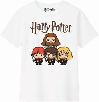 Picture of Camiseta Harry Potter Chibi Niña Talla 6 años - Harry Potter