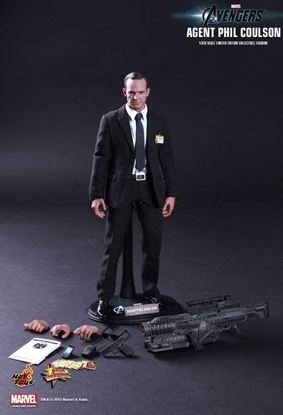 Picture of Hot toys Agent Phil Coulson