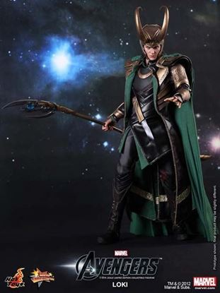 Picture of Hot toys Loki Avengers (first movie)