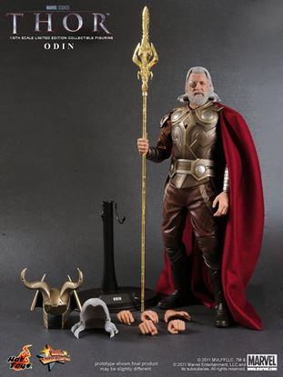 Picture of Hot toys Odin (Thor movie)
