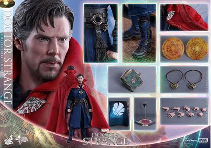 Picture of Hot toys Movie Masterpiece Doctor Strange