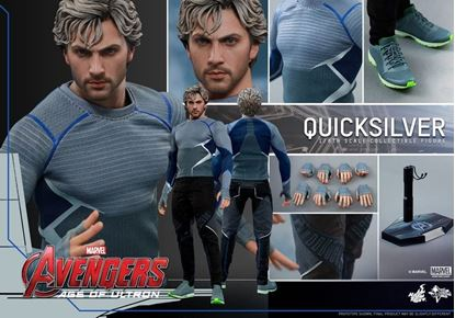 Picture of Hot toys Quicksilver   Age of Ultron