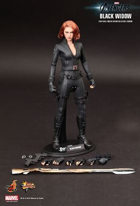 Picture of Hot toys Black Widow (Avengers movie)