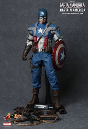 Picture of Hot toys Captain America the First Avenger