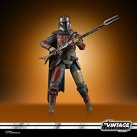 Picture of Star Wars the Mandalorian Vintage Collection pack Mandalorian + The Child