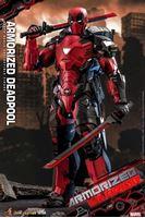 Picture of Marvel Comic Masterpiece Figura 1/6 Armorized Deadpool 33 cm RESERVA