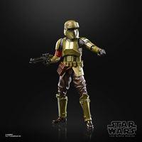 Picture of Star Wars The Mandalorian Black Series Carbonized 2021 Shoretrooper 15 cm