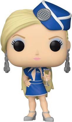 Picture of Britney Spears POP! Rocks Vinyl Figura Stewardess 9 cm