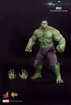 Picture of Hot toys masterpiece 1/6 Hulk (Avengers)