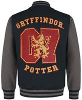Picture of Chaqueta Beisbolera Adulto Gryffindor Talla M - Harry Potter