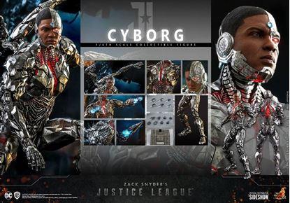 Picture of Zack Snyder`s Justice League Figura 1/6 Cyborg 32 cm