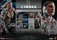 Picture of Zack Snyder`s Justice League Figura 1/6 Cyborg 32 cm RESERVA