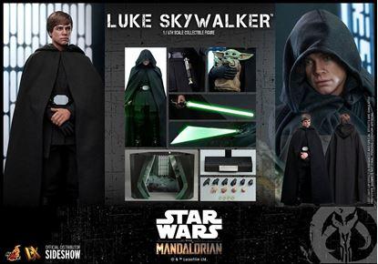 Picture of Star Wars The Mandalorian Figura 1/6 Luke Skywalker 30 cm RESERVA
