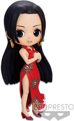 Picture of Figura Q Posket Boa Hancock - One Piece 14 cm