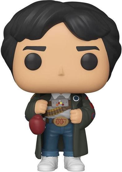 Picture of The Goonies POP! Movies Vinyl Figura Data with Glove Punch 9 cm