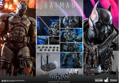Picture of Batman: Arkham Origins Figura 1/6 Batman (XE Suit) 33 cm RESERVA