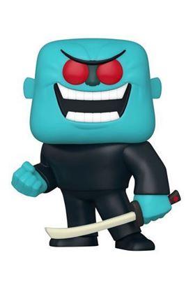 Picture of Samurai Jack POP! Animation Vinyl Figura The Guardian 9 cm. DISPONIBLE APROX: FEBRERO 2022