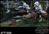 Picture of Star Wars Episode VI Figura 1/6 Scout Trooper & Speeder Bike 30 cm RESERVA