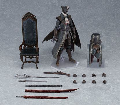 Picture of Bloodborne: The Old Hunters Figura Figma Lady Maria of the Astral Clocktower: DX Edition 16 cm