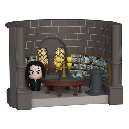 Picture of Harry Potter Mini Moments Vinyl Figuren Professor Snape. DISPONIBLE APROX: ENERO 2022