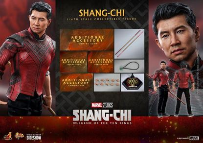 Picture of Shang-Chi and the Legend of the Ten Rings Figura Movie Masterpiece 1/6 Shang-Chi 30 cm RESERVA