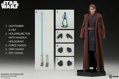 Picture of Star Wars The Clone Wars Figura 1/6 Anakin Skywalker 31 cm