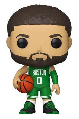 Picture of NBA Legends POP! Sports Vinyl Figura Celtics - Jayson Tatum (Green Jersey) 9 cm. DISPONIBLE APROX: NOVIEMBRE 2021