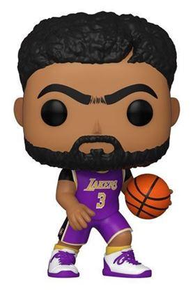 Picture of NBA Legends POP! Sports Vinyl Figura Lakers - Anthony Davis (Purple Jersey) 9 cm. DISPONIBLE APROX: ENERO 2022