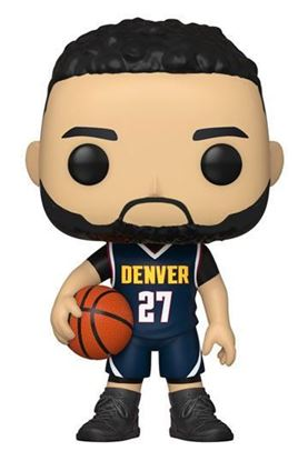 Picture of NBA Legends POP! Sports Vinyl Figura Nuggets - Jamal Murray (Dark Blue Jersey) 9 cm. DISPONIBLE APROX: NOVIEMBRE 2021