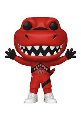 Picture of NBA Mascots POP! Sports Vinyl Figura Toronto - Raptor (New Pose) 9 cm. DISPONIBLE APROX: FEBRERO 2022