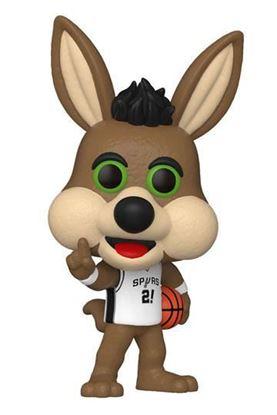 Picture of NBA Mascots POP! Sports Vinyl Figura San Antonio - The Coyote 9 cm. DISPONIBLE APROX: FEBRERO 2022