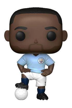 Picture of Manchester City F.C. POP! Football Vinyl Figura Raheem Sterling 9 cm. DISPONIBLE APROX: FEBRERO 2022