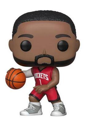 Picture of NBA Houston Rockets POP! Basketball Vinyl Figura John Wall (Red Jersey) 9 cm. DISPONIBLE APROX: NOVIEMBRE 2021